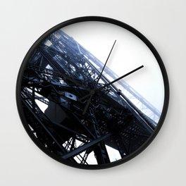 Foggy Lift #1 Wall Clock