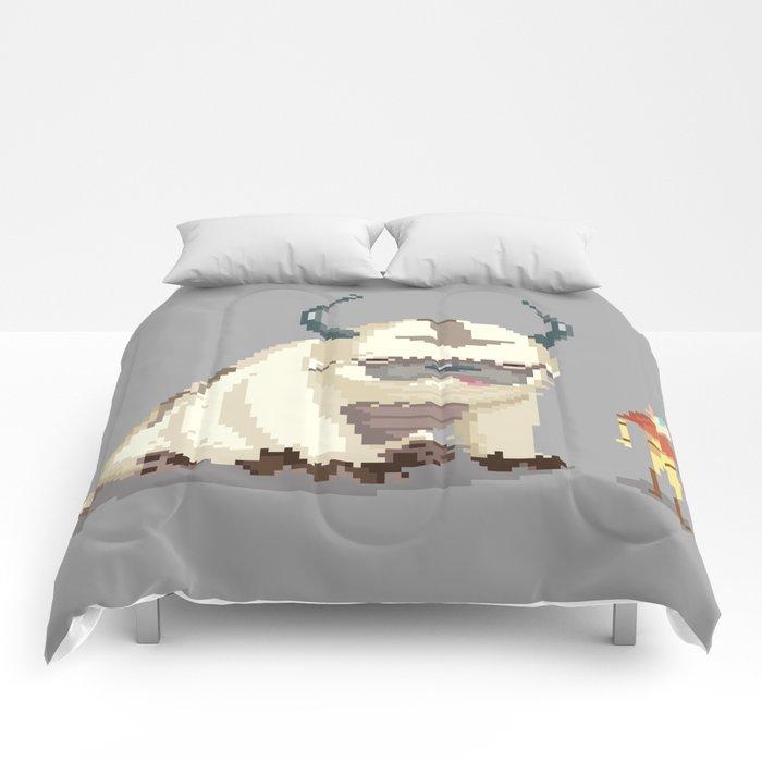 Pixel Avatar Comforters