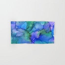 Blue Lagoon Hand & Bath Towel