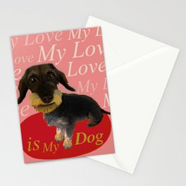 It's my Dog Stationery Cards