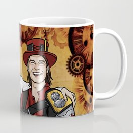 steampunk boys 2 Coffee Mug