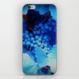 Grapes iPhone Skin