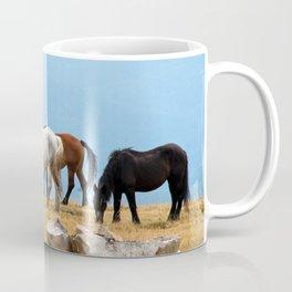 Mountain Horses Coffee Mug