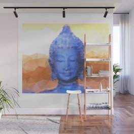 Mistic Buddha  Wall Mural