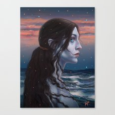 Tide / Springfloden Canvas Print