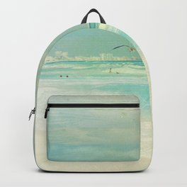Carribean sea 4 Backpack