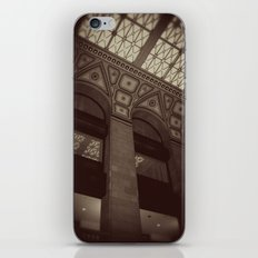 Wintrust Building Columns Original Photo iPhone & iPod Skin