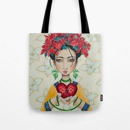 Felices Fiesta Frida Tote Bag