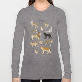 Wild Cats Long Sleeve T-shirt