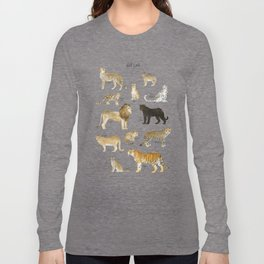 Wild Cats Long Sleeve T-shirt