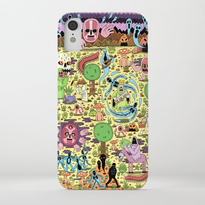Ghost World iPhone Case