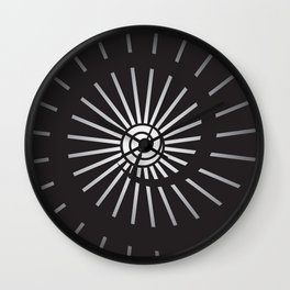 Sunshine VI Wall Clock