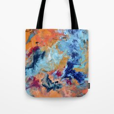 The Colour of Sound No. 1 Tote Bag