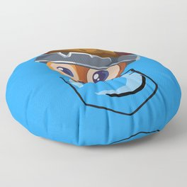 Viking Pepe! Floor Pillow
