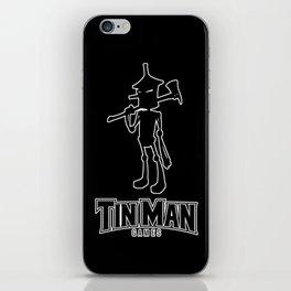 Tin Man Games logo iPhone Skin