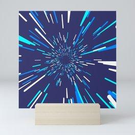 Space Trip 3 Mini Art Print
