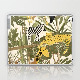 Th Jungle Life Laptop & iPad Skin