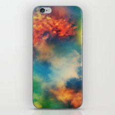 Cosmic Clouds iPhone & iPod Skin