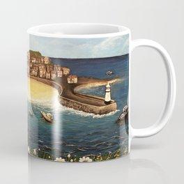 St. Ives Painting Coffee Mug