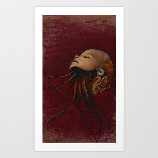 Ascentia Art Print