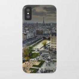 City of Paris iPhone Case