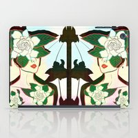 window iPad Cases featuring WINDOW by Lorenza Bluetiz