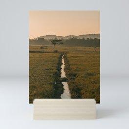 Sunrise in Samana Mini Art Print