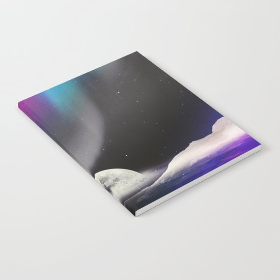 Moon After birth Notebook