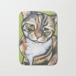 Kiwi the Kitty Bath Mat