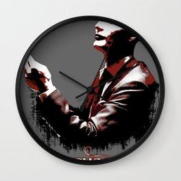 Eat the Rude ( Hannibal ) Wall Clock