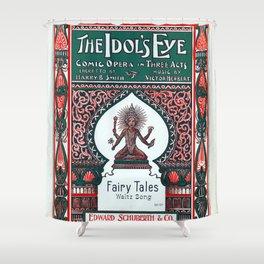 Idol's Eye Fairy Tales Shower Curtain