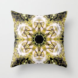 The Abstract Visionary Throw Pillow