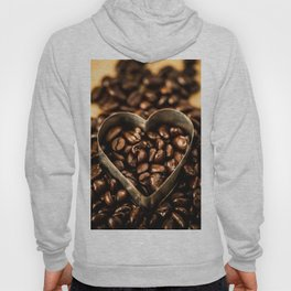 I Heart Coffee Hoody