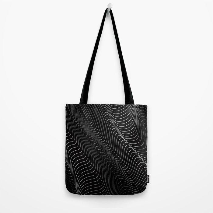 Minimal curves II Tote Bag
