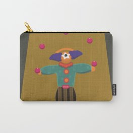 clown eye Carry-All Pouch