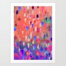 Bindi Dreaming  Art Print