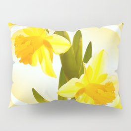 Spring Yellow Flowers #decor #society6 #buyart Pillow Sham
