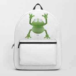 The Frog I Backpack