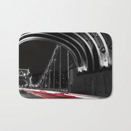 Tower Bridge London Bath Mat