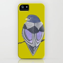 The Little Junco iPhone Case
