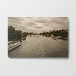 Timeless in Paris Metal Print