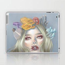 Fungal Queen Laptop & iPad Skin