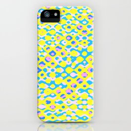 Brain Coral Pink Banded Small Polyps - Coral Reef Seris 028 iPhone Case