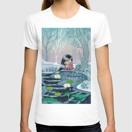 Reflection of Self and Letting it Go T-shirt