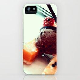 Mango Tango iPhone Case