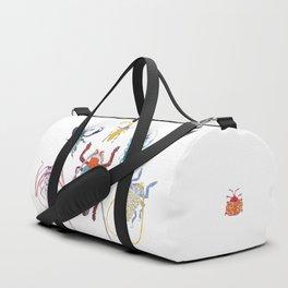 Stitches: Bugs Duffle Bag