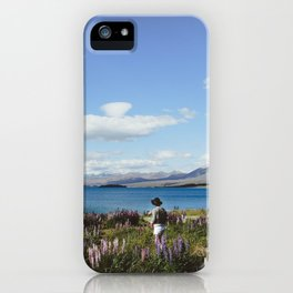Tekapo iPhone Case