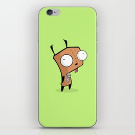 Tan Gir iPhone Skin