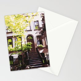 Perry Street is Fine By Me - West Village Watercolor Stationery Cards