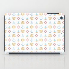The Essential Patterns of Childhood - Sailing iPad Case